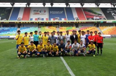 2015.08.22 제15회 수원삼성블루윙즈배 생활체육축구대회
