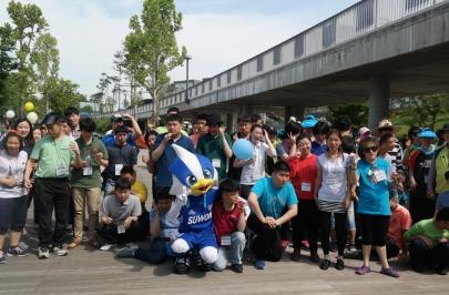 2016.05.20 제 36회 장애인의날 기념 함께걷는 봄의노래 행사