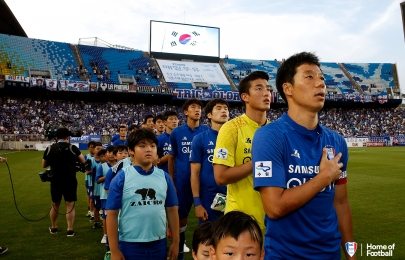 2018.08.15 서울전 홈경기
