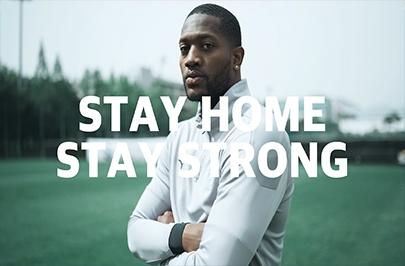 [블루윙즈TV] STAY HOME STAY STRONG