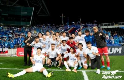 2019.07.10 인천전 원정경기