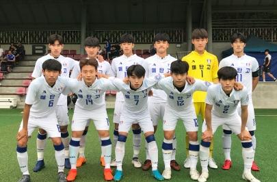 [주니어 1R 리뷰] 수원 U-18, 안양 U-18에 3-0 승리, '리그 1위 탈환'
